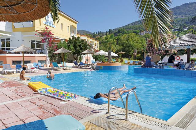 Hotel Samian Blue Seaside