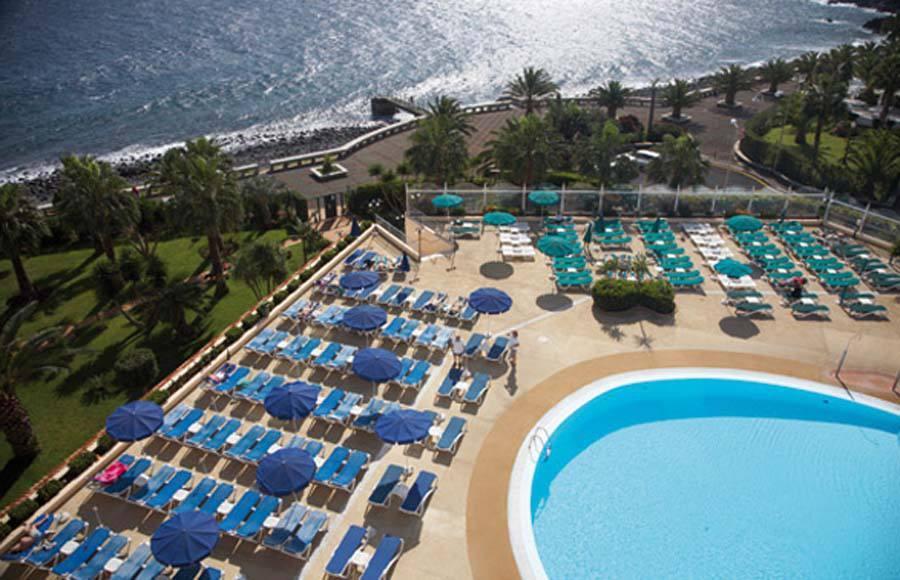 Four Views Oasis (ex Oasis Atlantic hotel) Snídaně