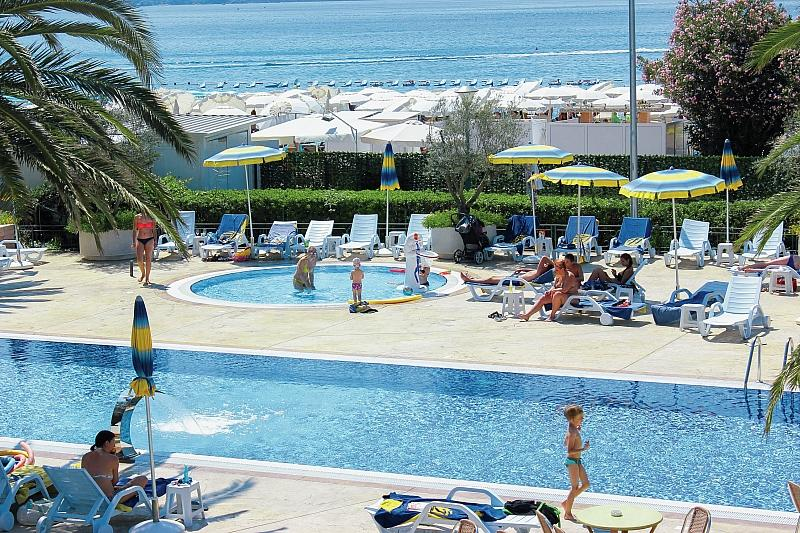 Montenegro Beach Resort - letecky