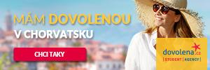 Dovolená v Chorvatsku.