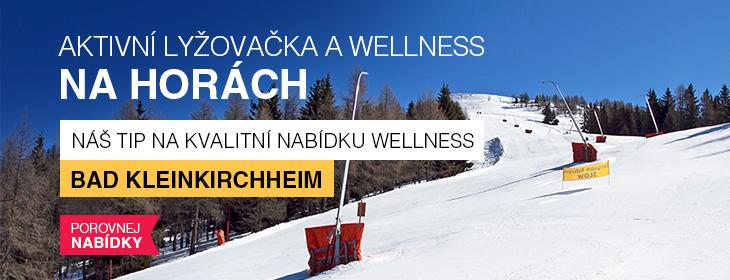 Lyžařské středisko Bad Kleinkirchheim - tip na lyžování s wellness