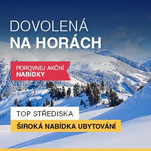 Jarní lyžování na horách