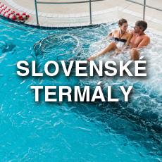 Relax v termálních lázních na Slovensku