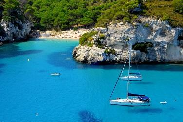 Dovolená ve Španělsku - Menorca