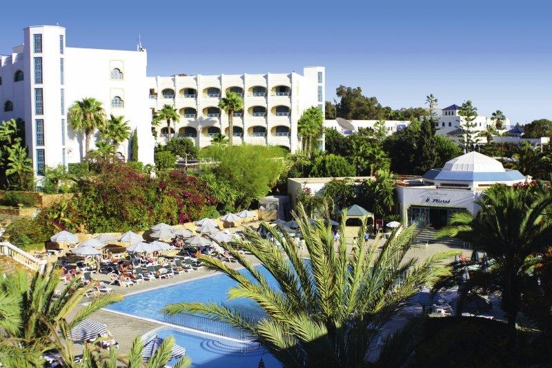 Hotel Le Tivoli