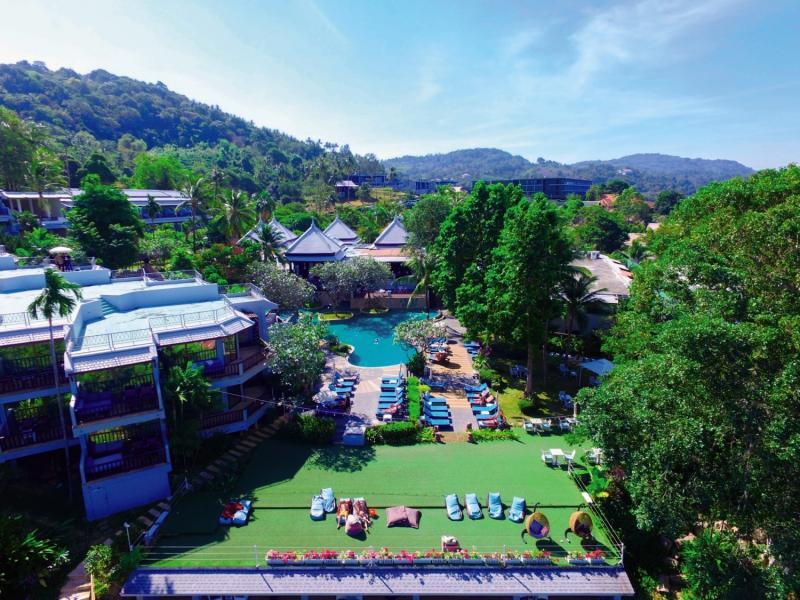 Andaman Cannacia Resort and Spa