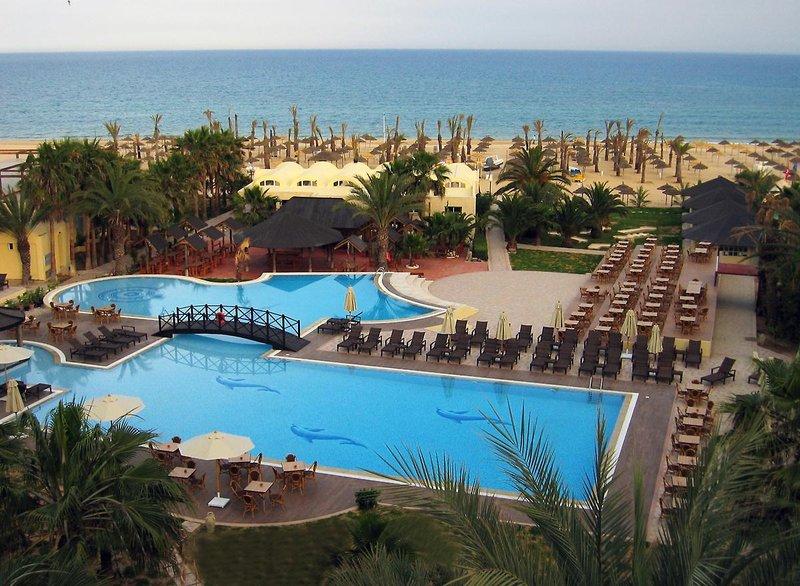 Hotel Le Paradis Palace