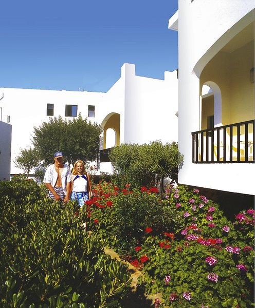 Katrin Hotel and Bungalows