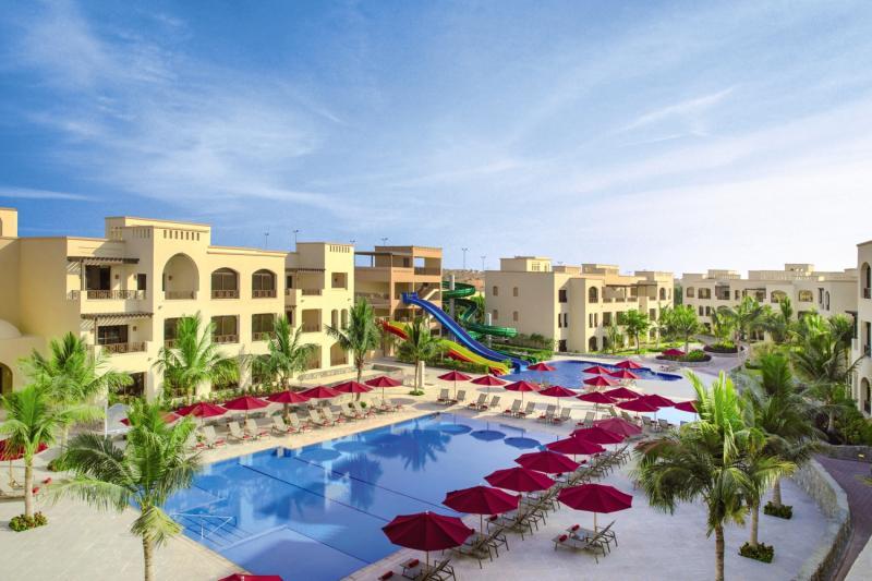 Hotel & Resort The Cove Rotana