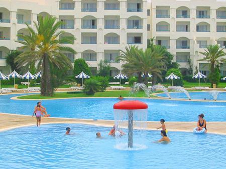 Hotel Mahdia Palace Thalas