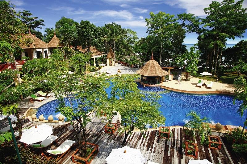 Hotel Crown Lanta Resort