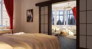 Hotel Luxusní Vila Valaška, Luhačovice, Česká republika: Zimní relaxační pobyt 2 nocí
