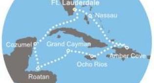 Hotel Costa Deliziosa - Bahamy, Dominikán.rep., Jamajka, Kajmanské ostrovy, Honduras, Mexiko