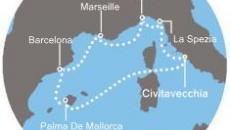 Hotel Costa Diadema - Itálie, Francie, Španělsko, Baleárské ostrovy
