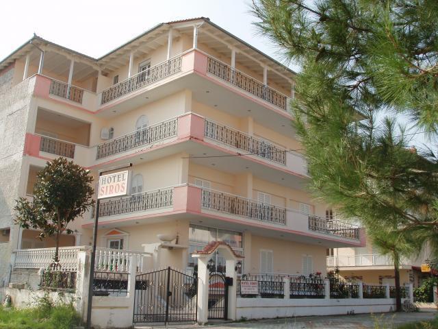Siros - Leptokaria - Řecko