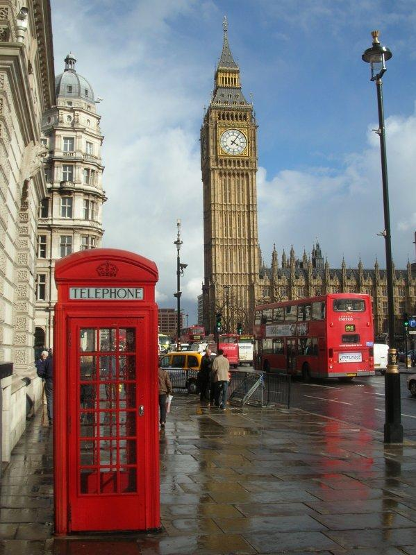 Londýn - Easy Fly