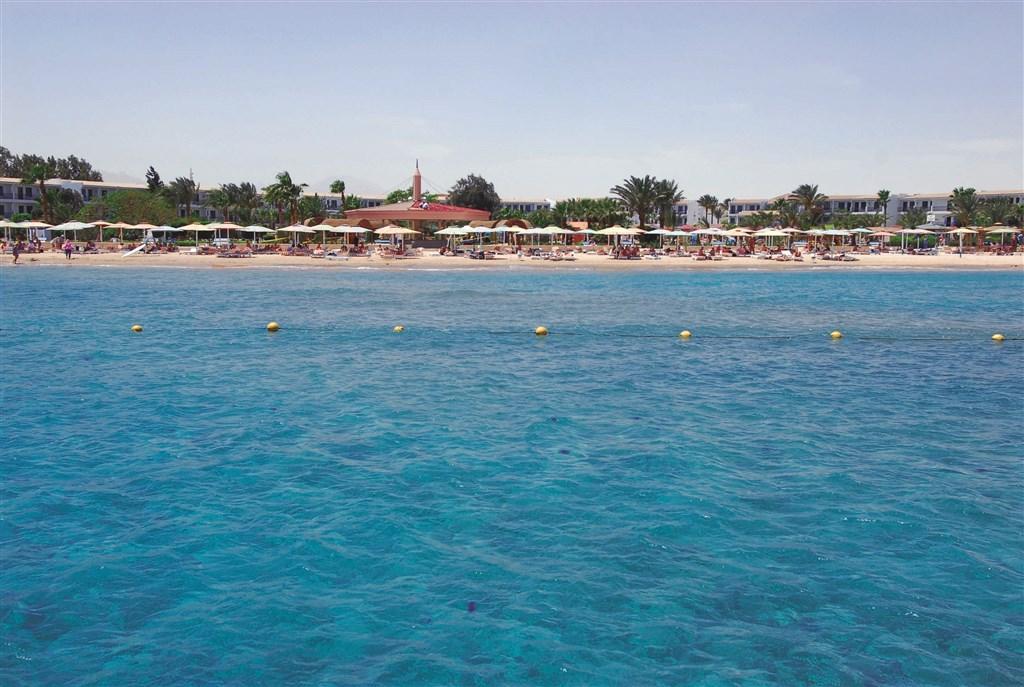 Amarina Abu Soma Resort - letní dovolená