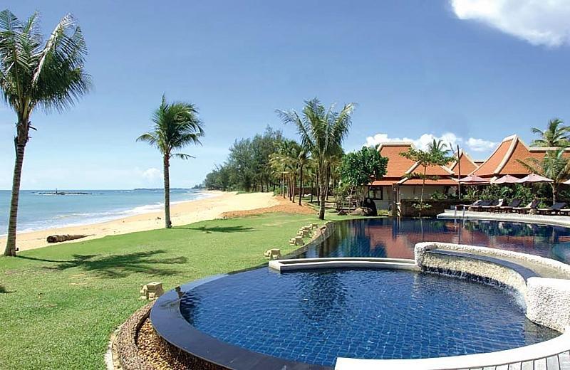 Khaolak Laguna Resort - Thajsko v dubnu