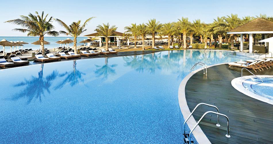 Intercontinental Hotel Abu Dha