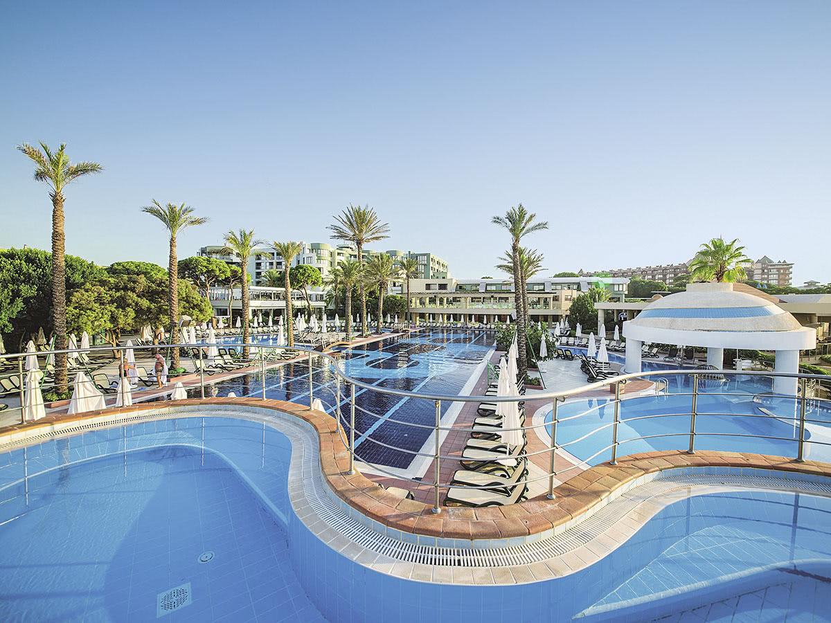 Limak Atlantis de Luxe Hotel & Resort - Hotely