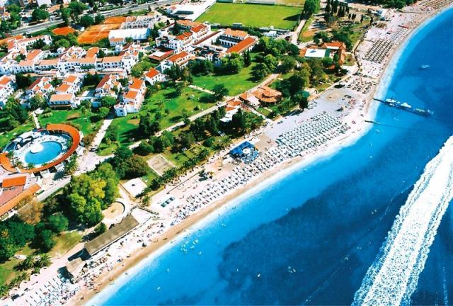 Slovenska Plaža Polopenze