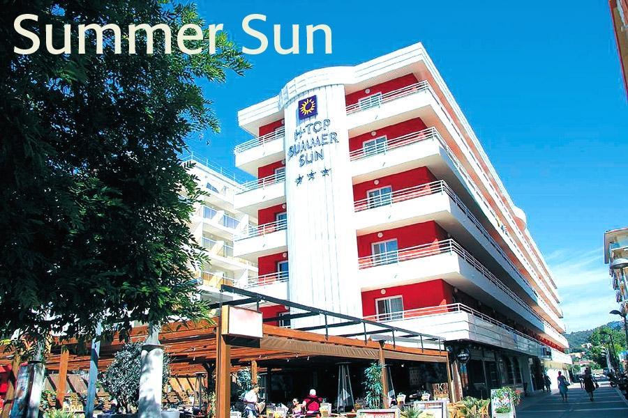 H-Top Summer Sun
