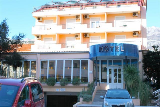 Hotel Kangaroo Snídaně