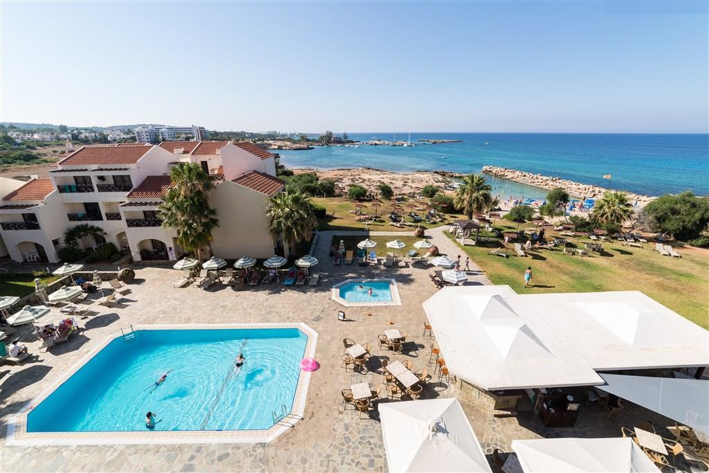Mimosa Beach Hotel - na pláži