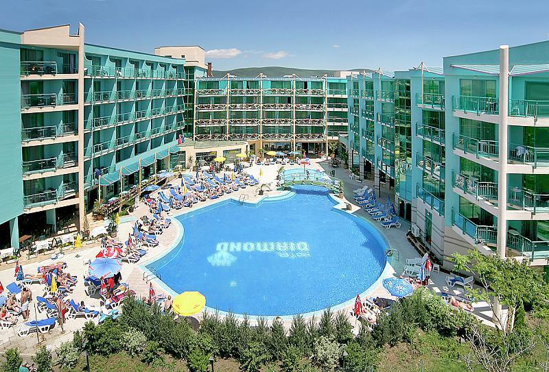 Diamond - hotel