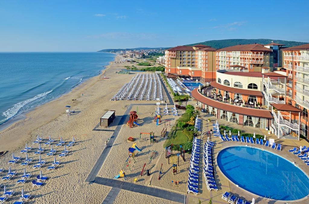 Hotel Sol Luna Bay & Mare - student agency