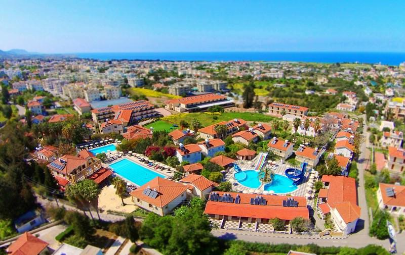 Riverside Garden Resort - Dotované pobyty 50+ All inclusive