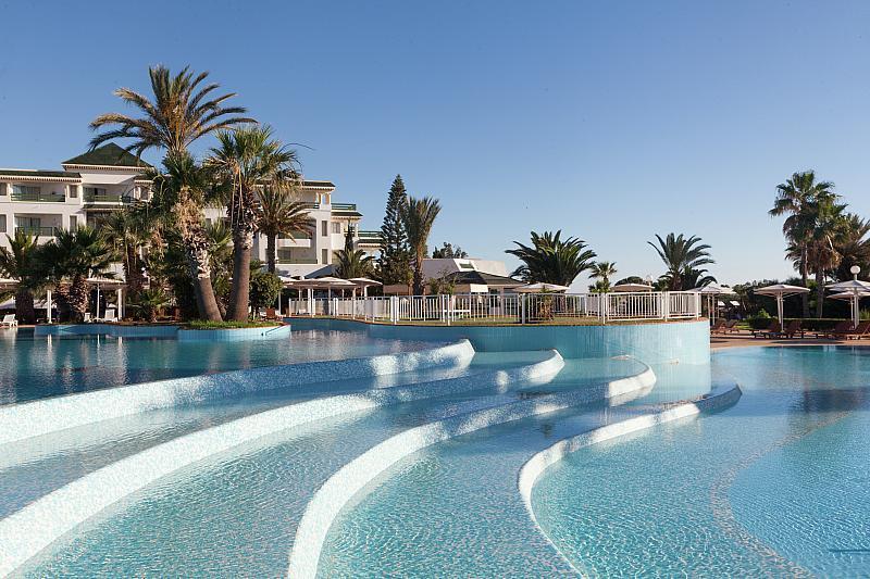 Hotel El Mouradi Palm Mar.