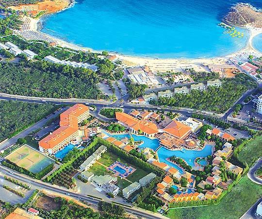 Atlantica Aeneas Resort *****, Kypr-Ayia Napa