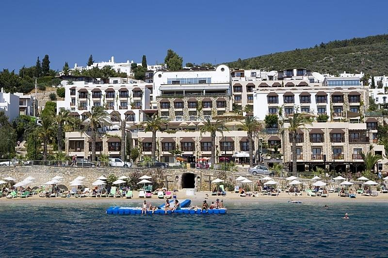 Hotel Diamond Of Bodrum - letecky all inclusive