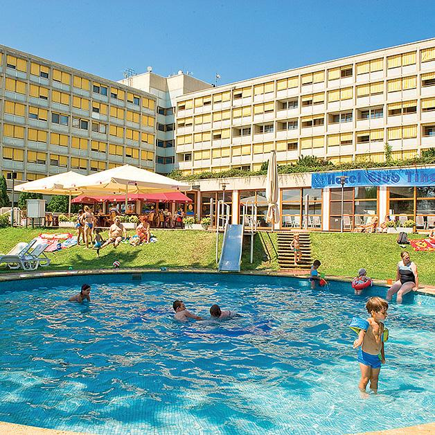 Club Tihany Hotel & Bungalows