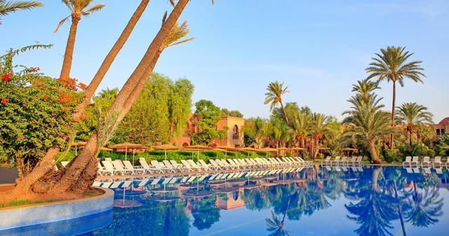 Hotel Club Eldorador Palmeraie Marrakech All inclusive
