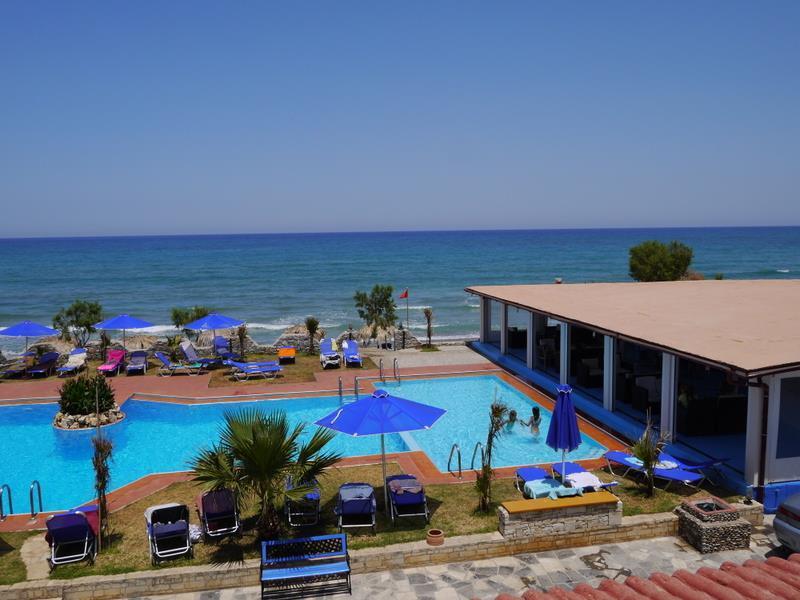 Hotel MARI BEACH, Kavros