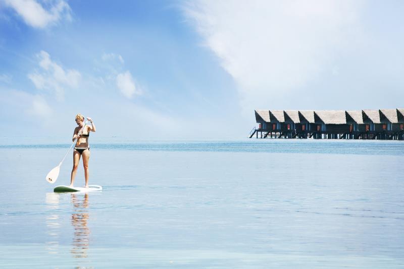 Adaaran Select Hudhuranfushi Resort