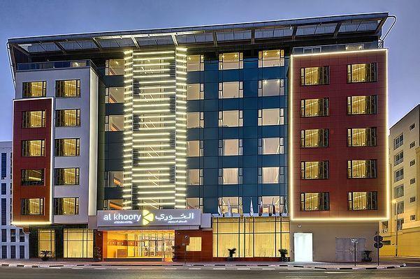 Al Khoory Atrium Hotel Al Barsha