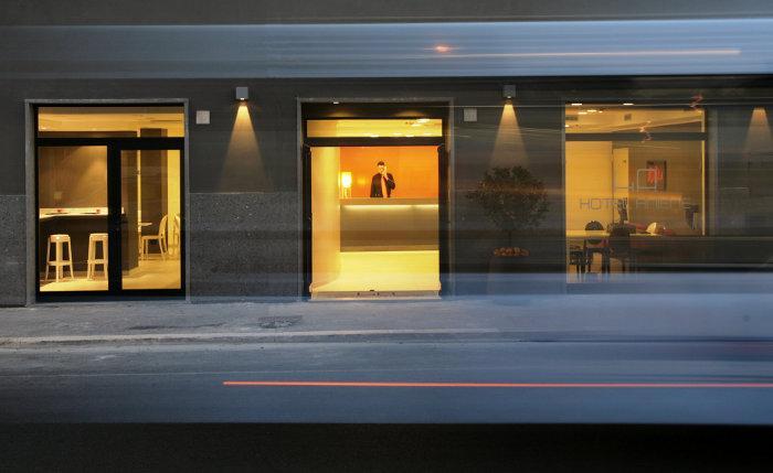 Hotel Aniene 4*, Řím - letecky