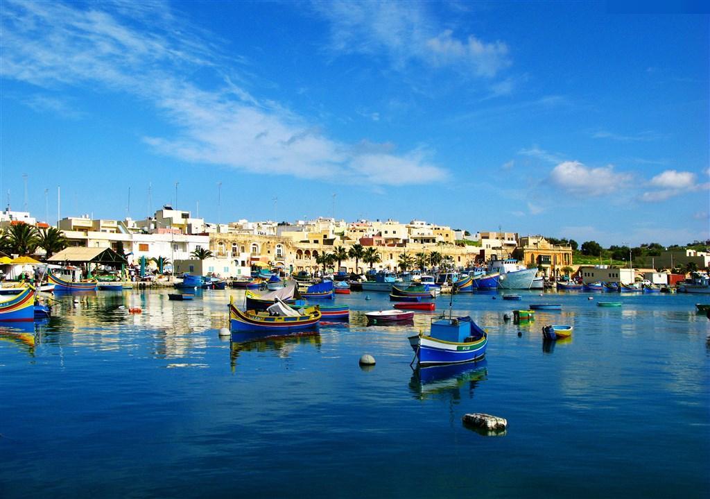 Nejhezčí místa Malty - Hotel Sunflower