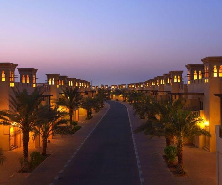 Al Hamra Village Golf & Beach Resort - letní dovolená