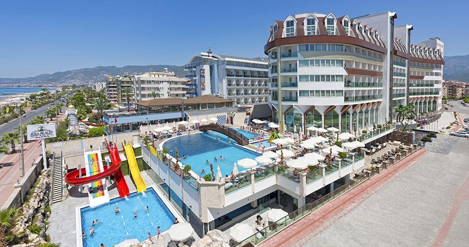 Hotel Asia Beach Resort&s