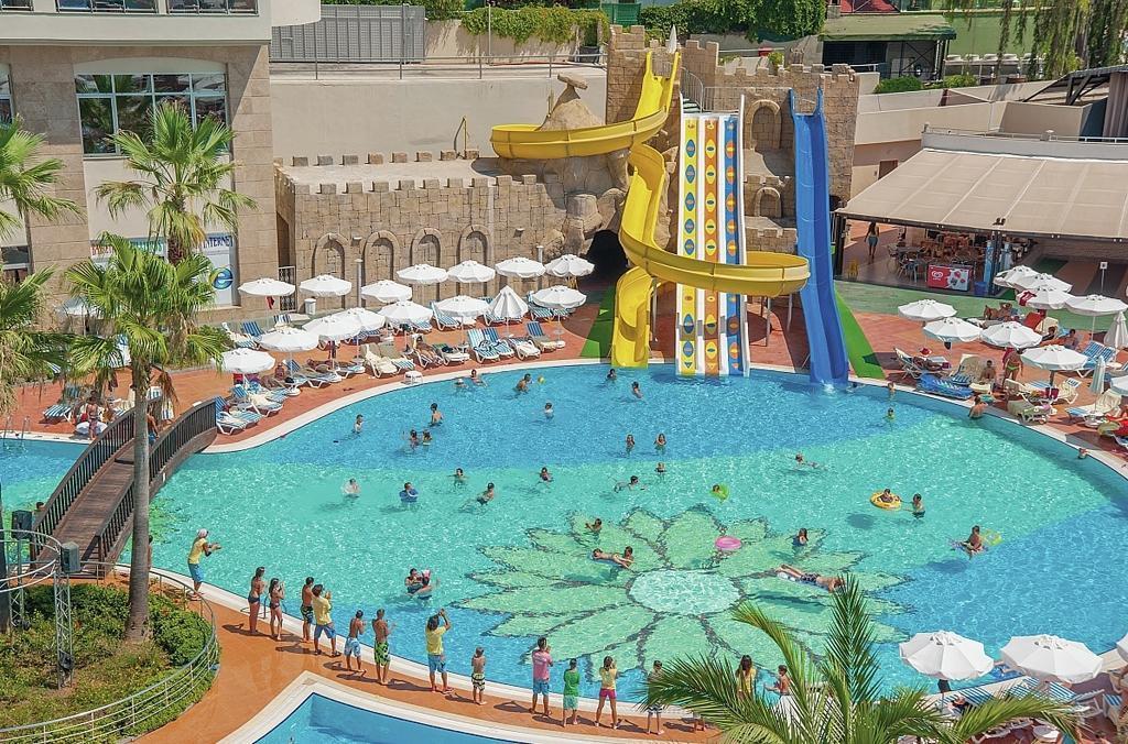 Hotel Kirman Leodikya