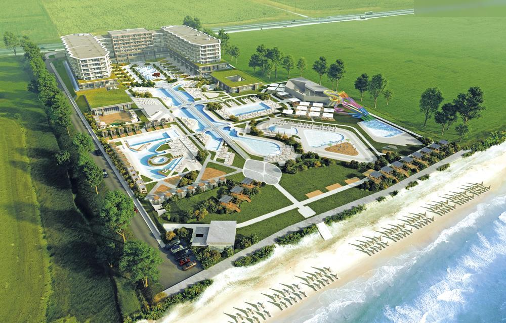 Hotel Wave Resort