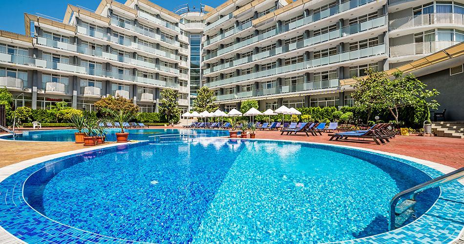 Hotel Perla - Bulharsko  se snídaní