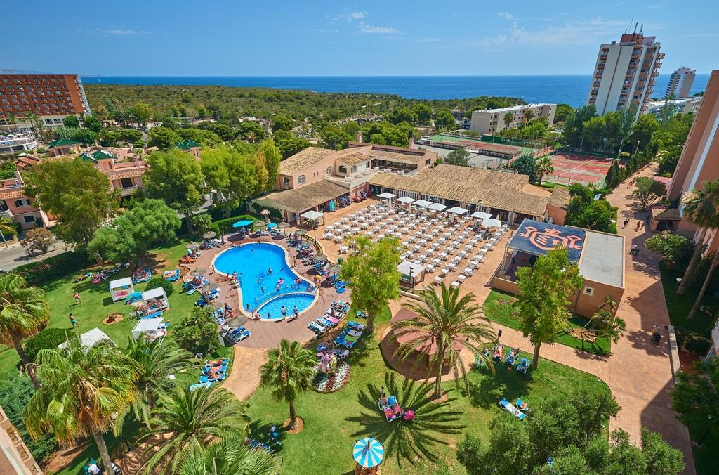 Hotel HYB Eurocalas - all inclusive