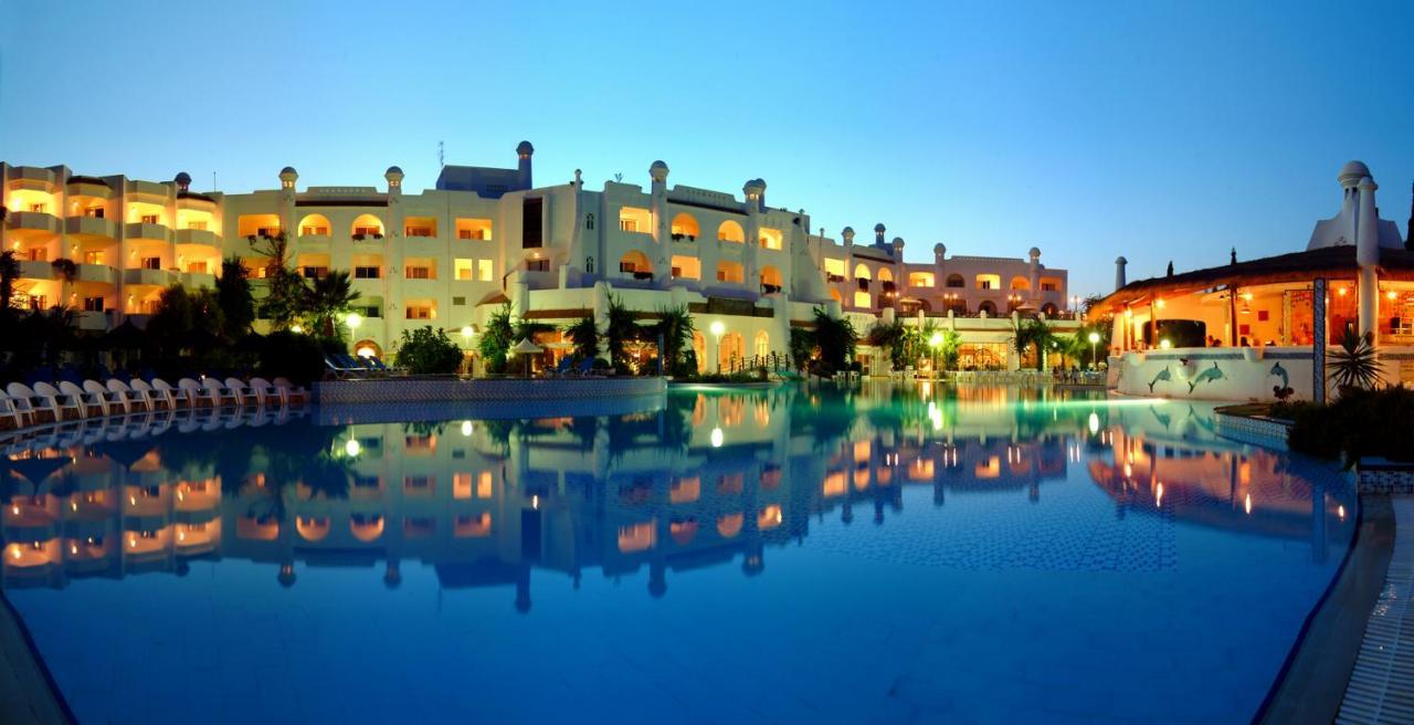Hotel Shalimar Hammamet