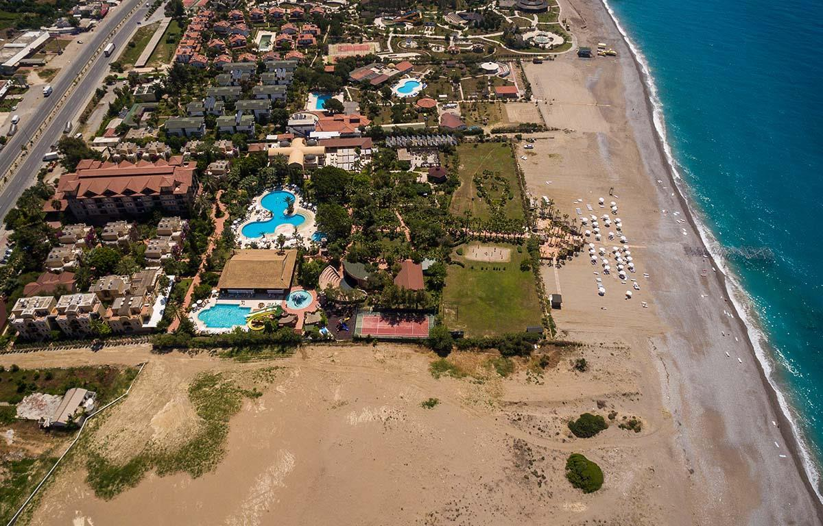 Hotel Barbaross Beach Club