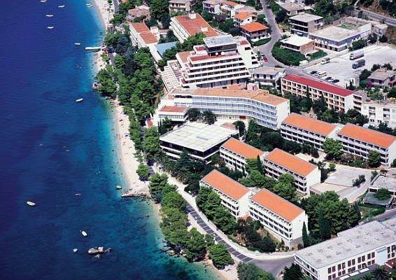 Medora Auri Family Beach Resort - Podgora Dovolená 2021/2022